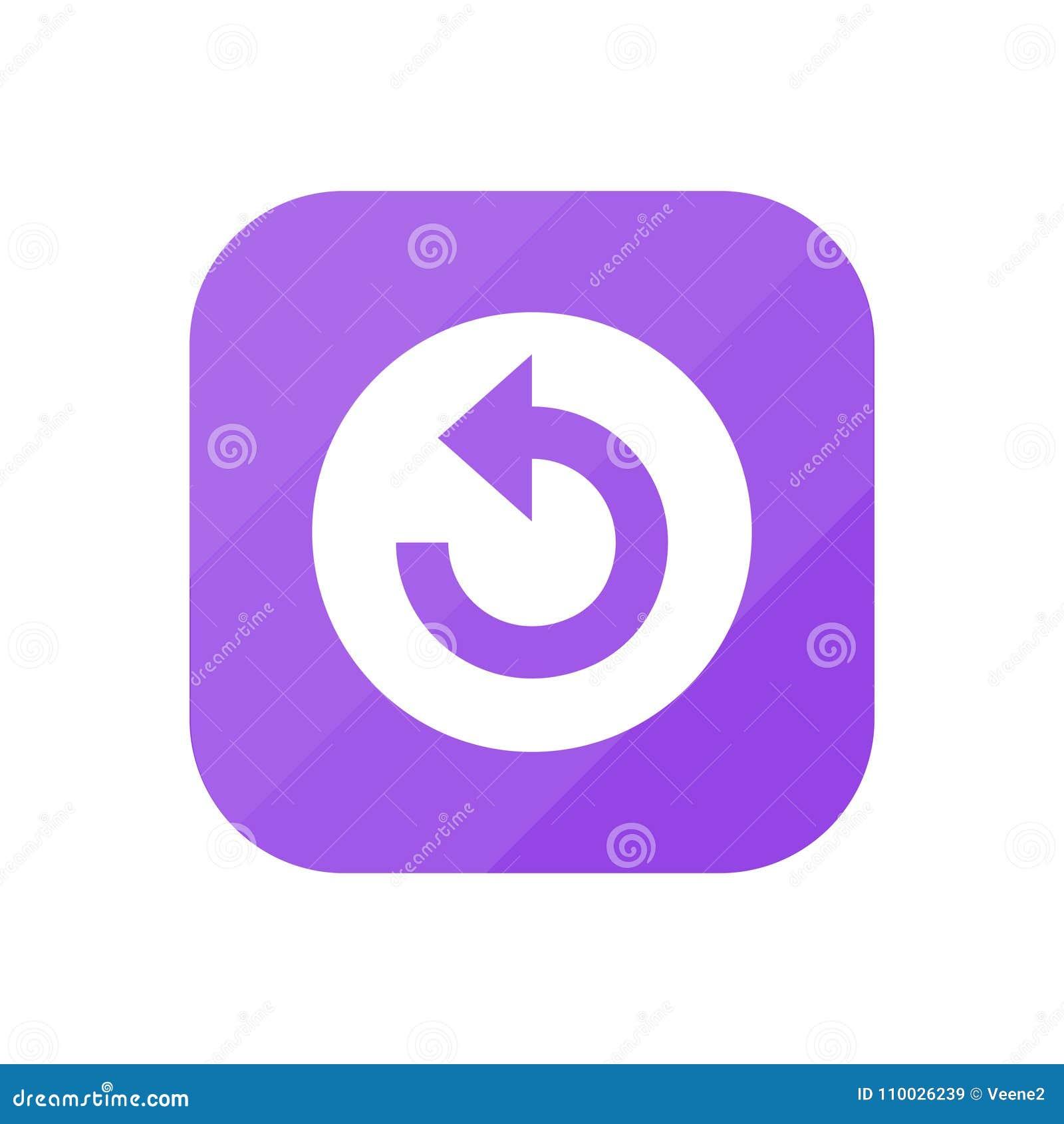 Maak - App Pictogram ongedaan
