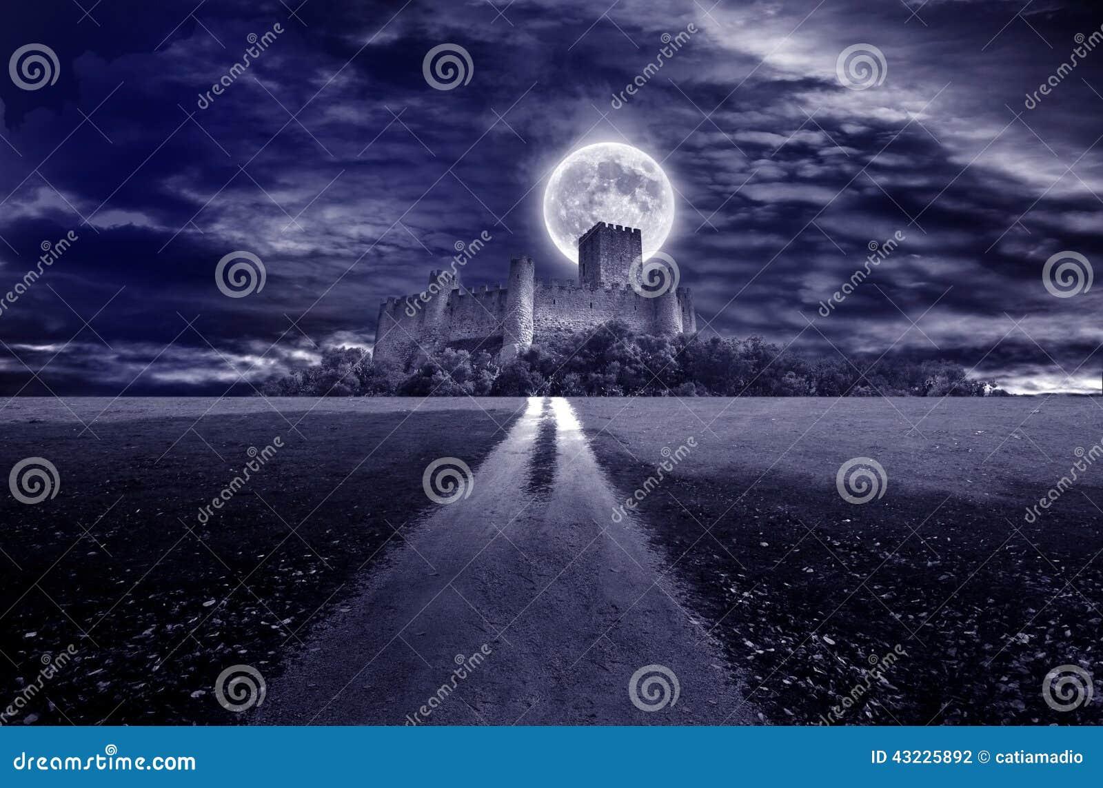 Maanlichtkasteel