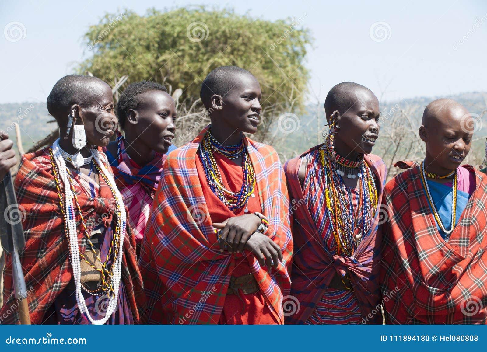 Maasai Women 161cc710ad
