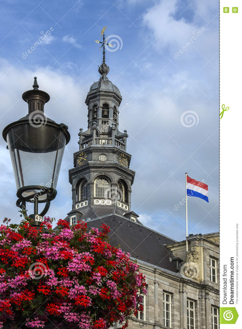 Maastricht - Limbourg - les Pays-Bas
