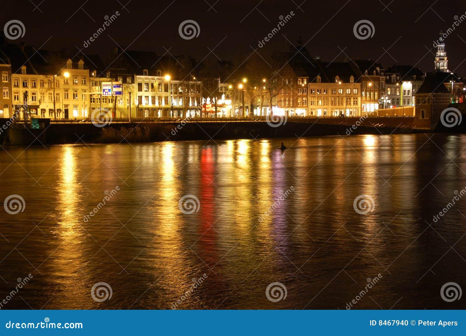 Maastricht natt