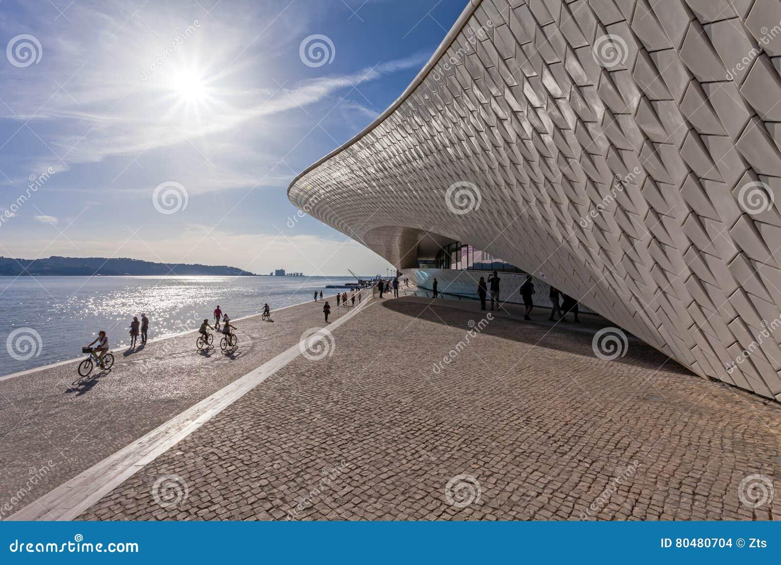 MAAT - Musée d Art, architecture et technologie