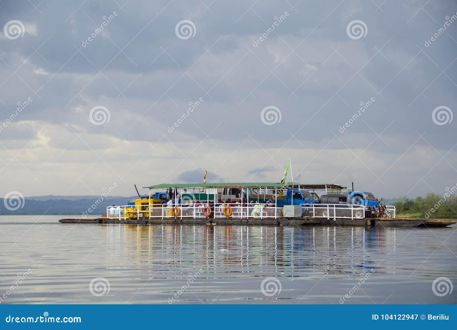 Mabamba ferry