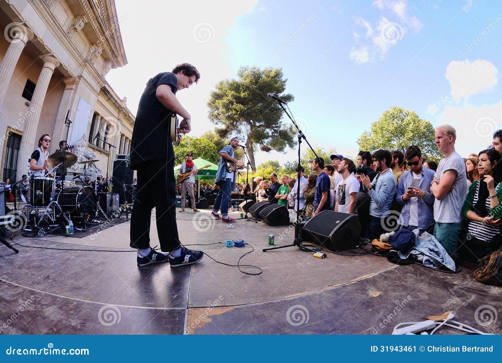 Mac DeMarco Band, Performs At Heineken Primavera Sound ...