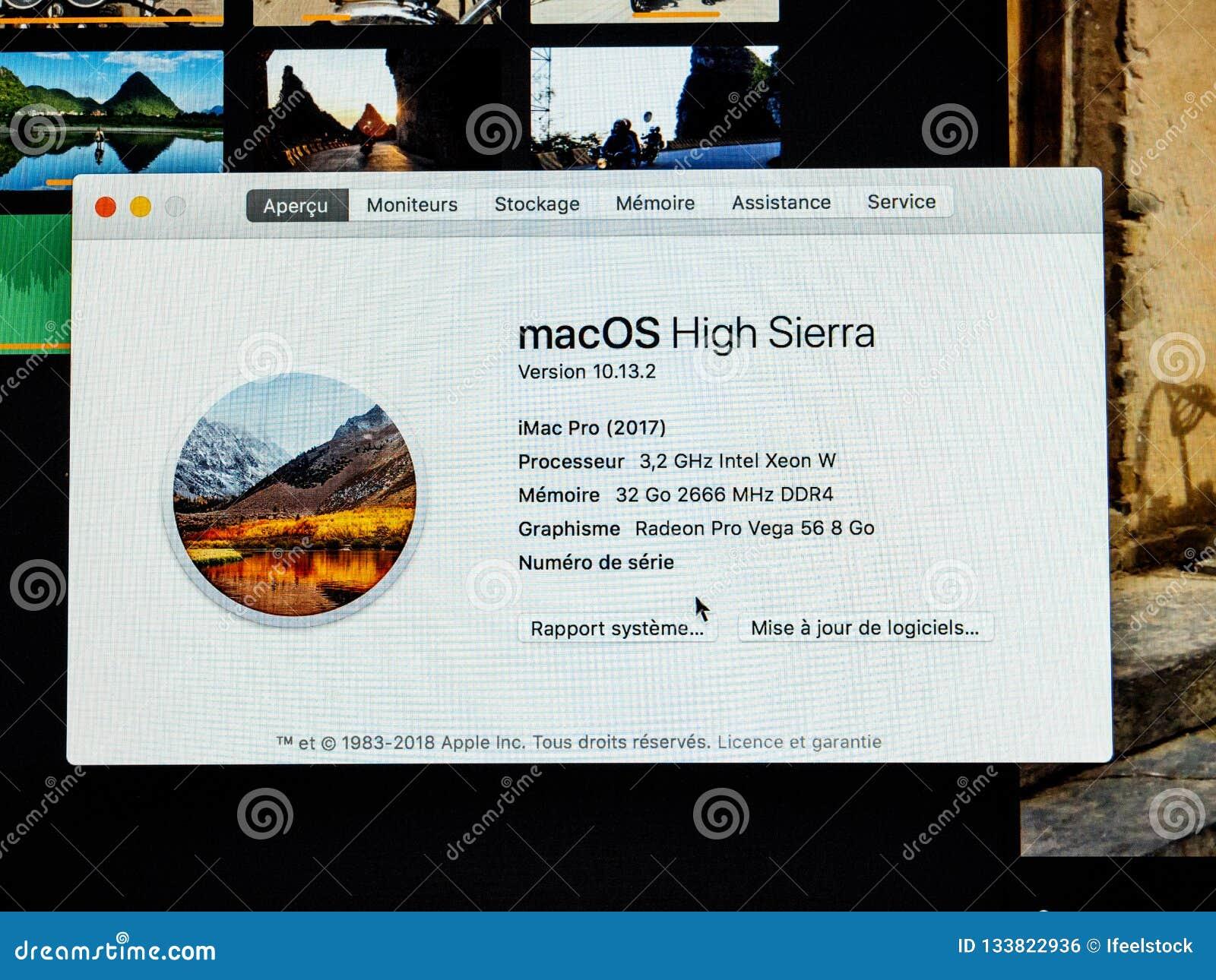 Mac Pro Vega56