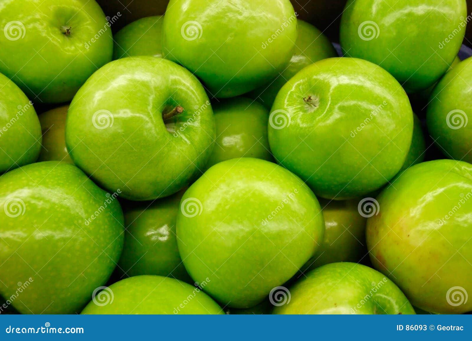 Mac jabłko babci