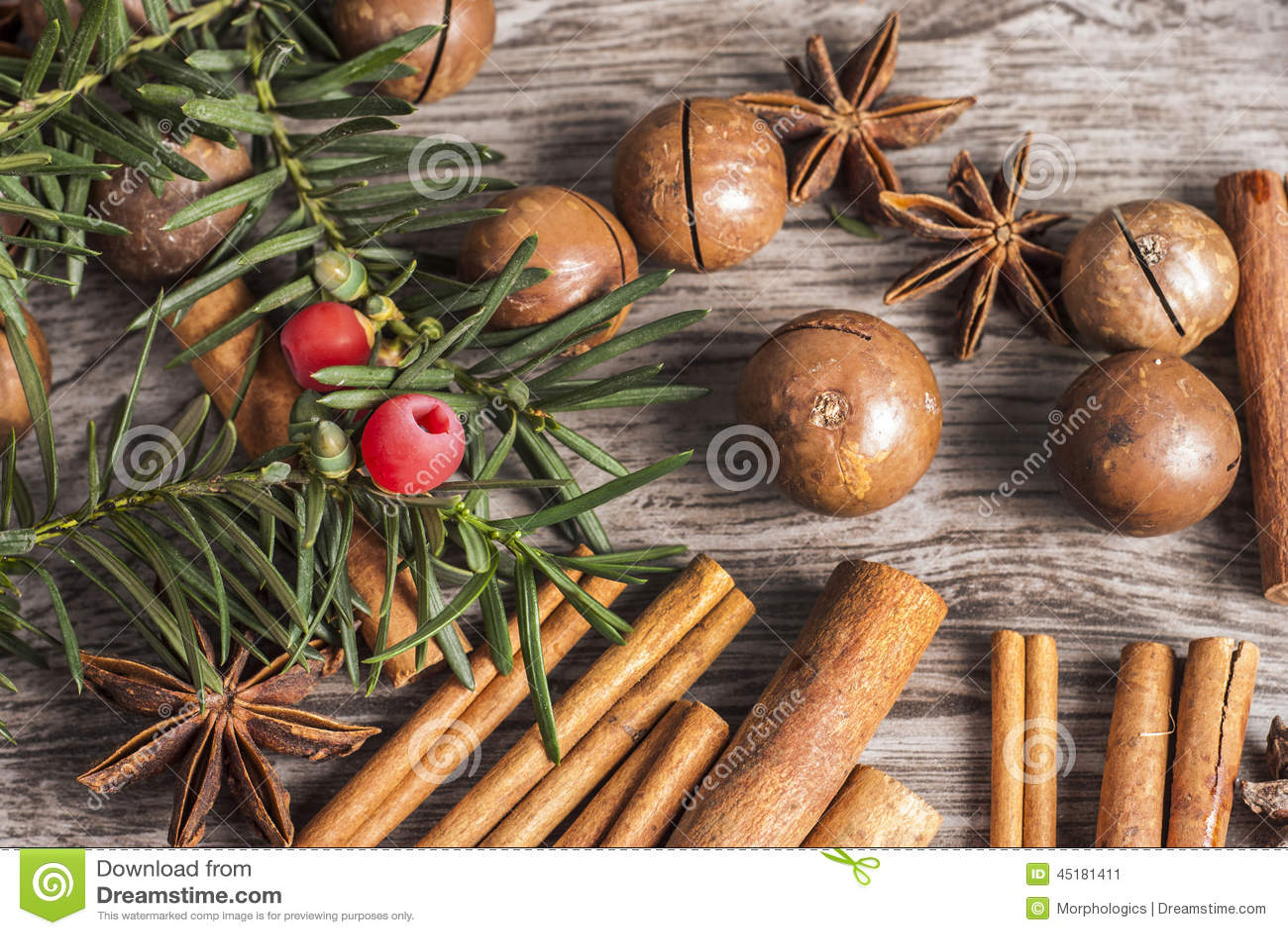 Macadamia cynamon i dokrętki
