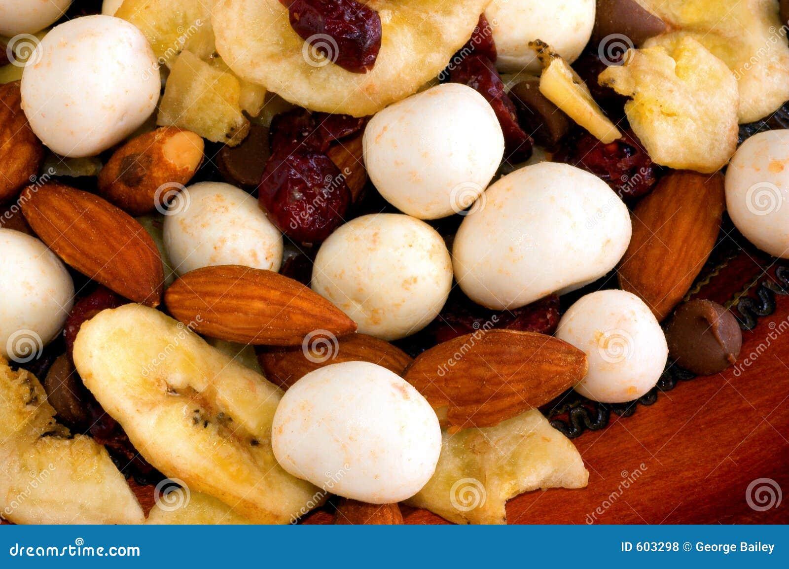 Macadamia de Mengeling van de Noot