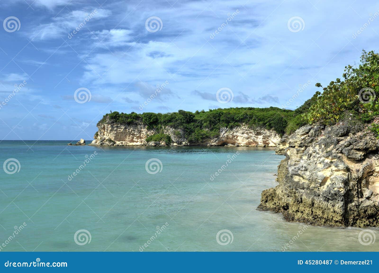 macao beach punta cana dominican republic stock photo. Black Bedroom Furniture Sets. Home Design Ideas