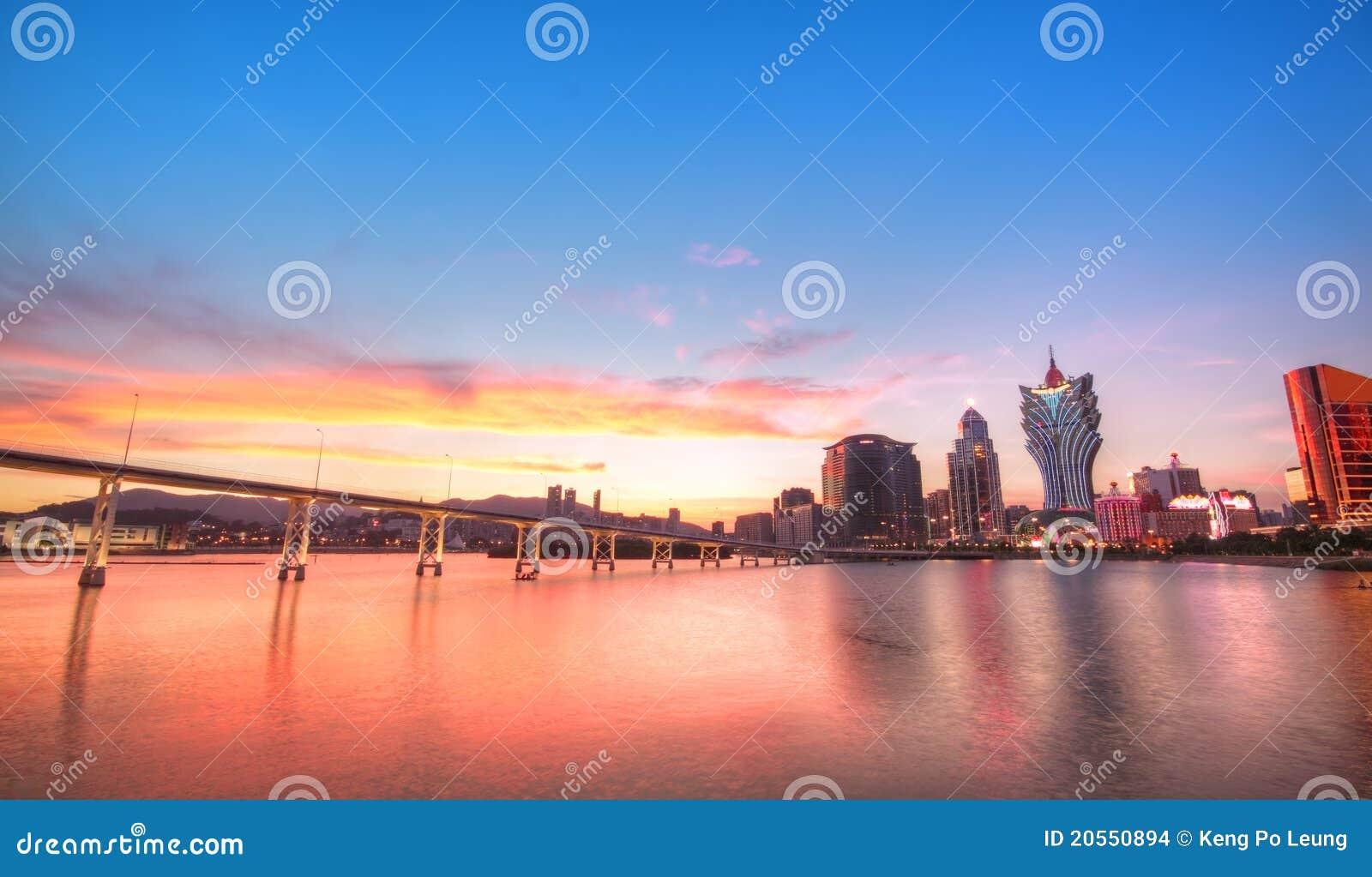 Macao stad