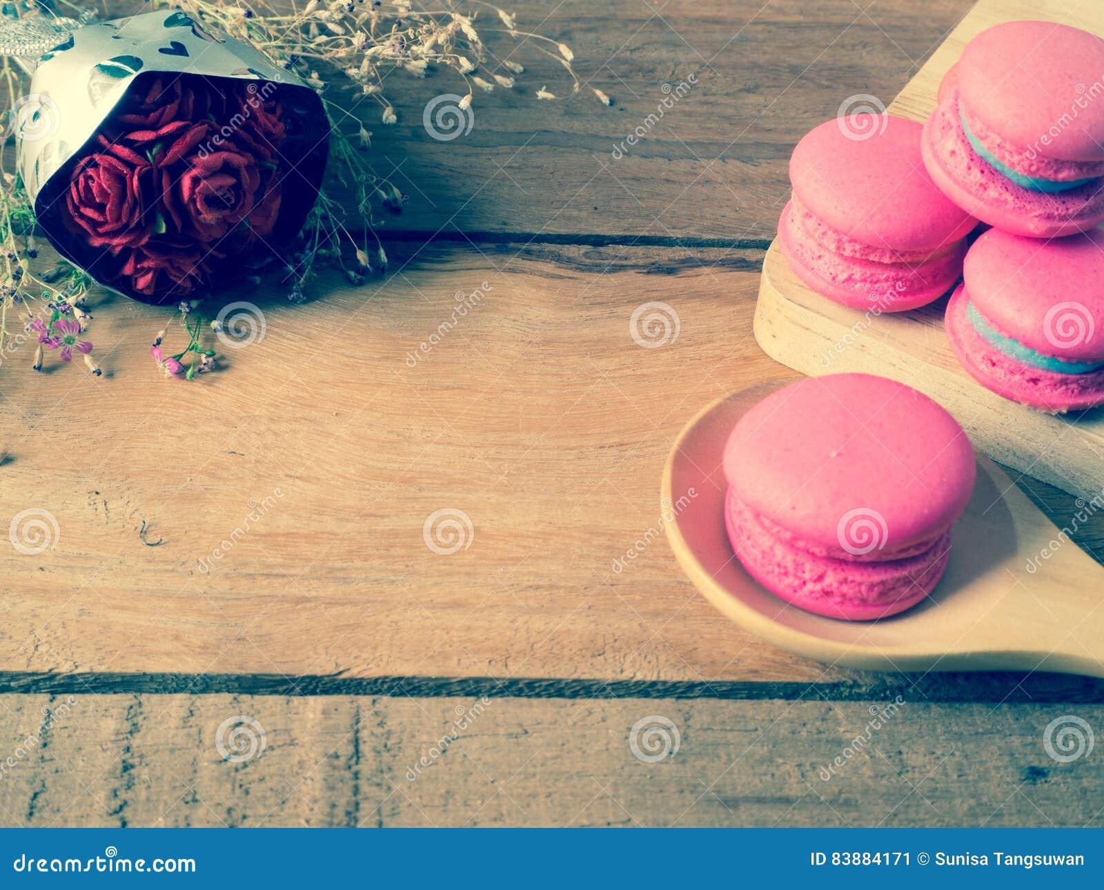 Macaronforvalentine Stock Image Image Of Cuisine Background