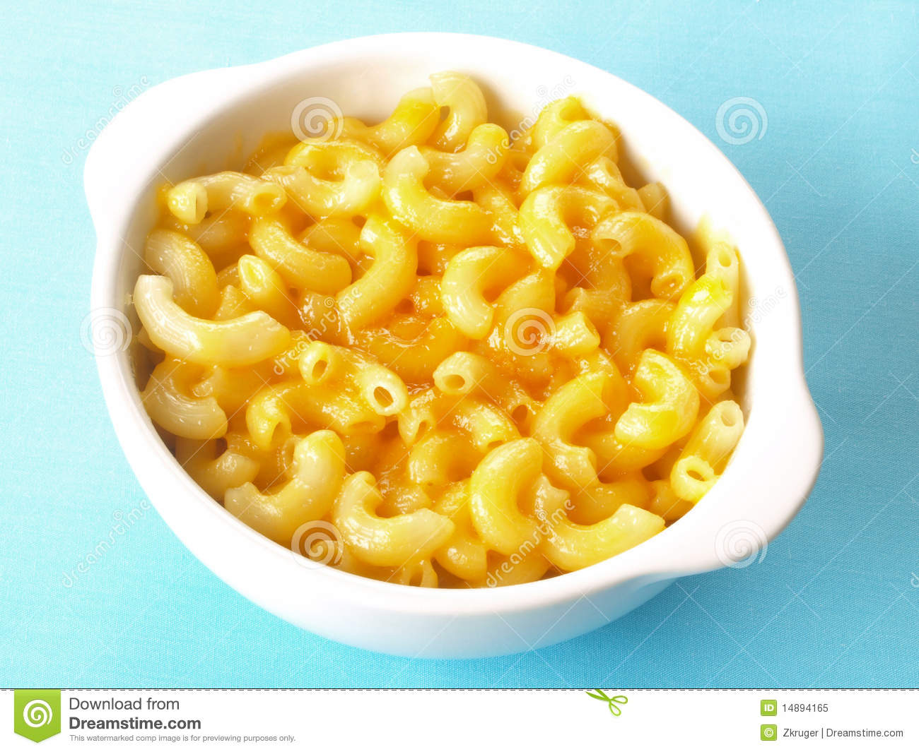 Macaroni And Cheese Royalty Free Stock Photo - Image: 14894165