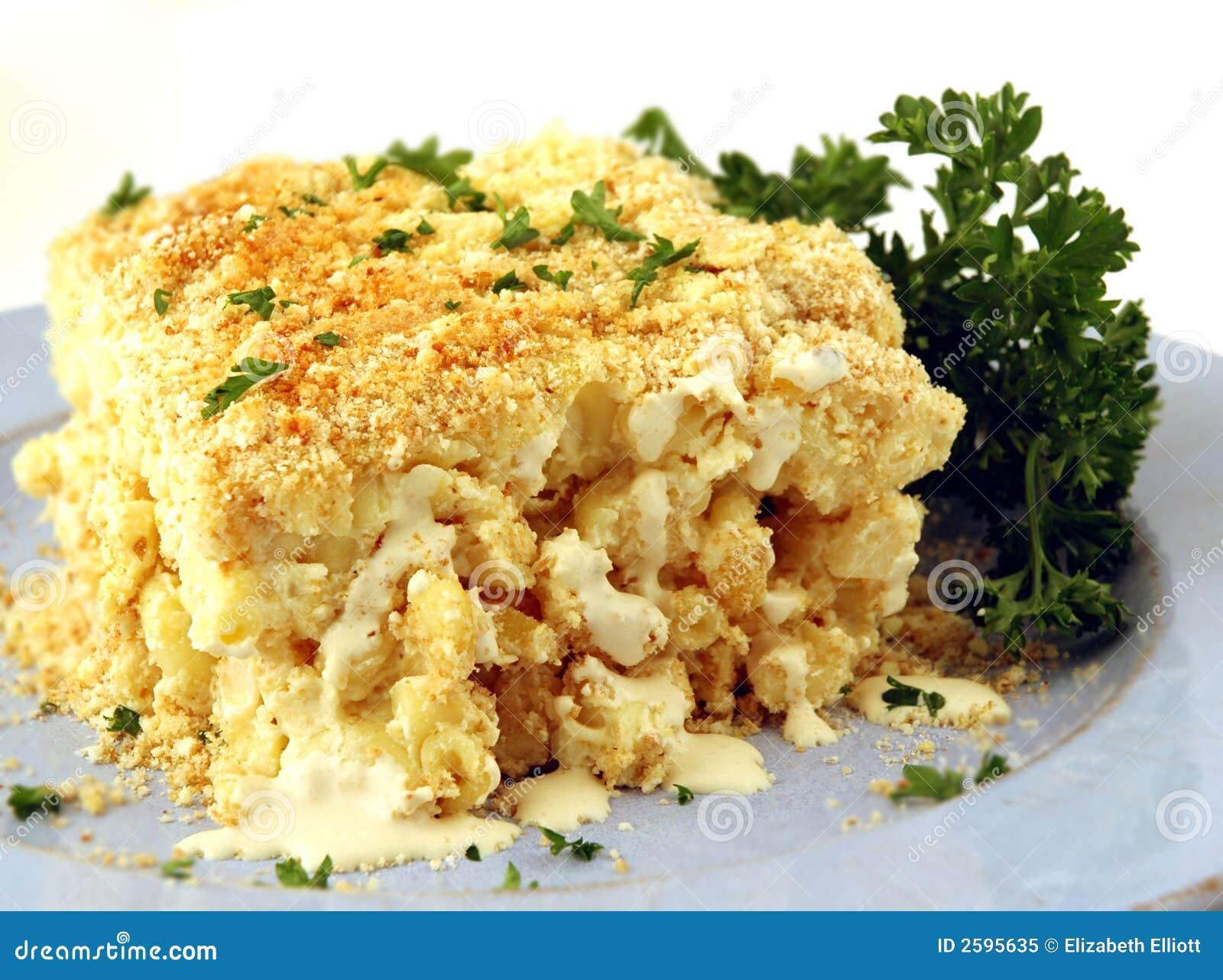 Macaroni en Kaas