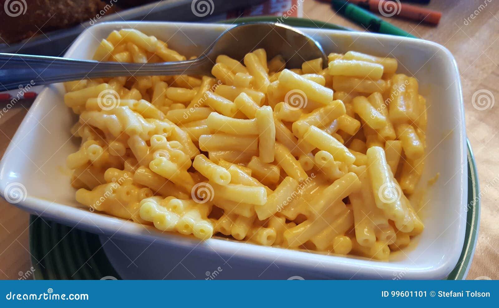 Macaroni och ost