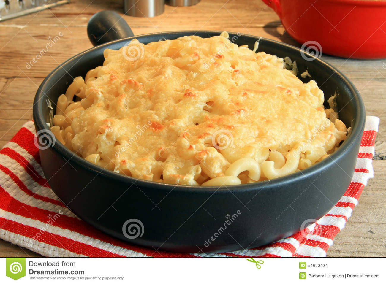 Macaronis au fromage