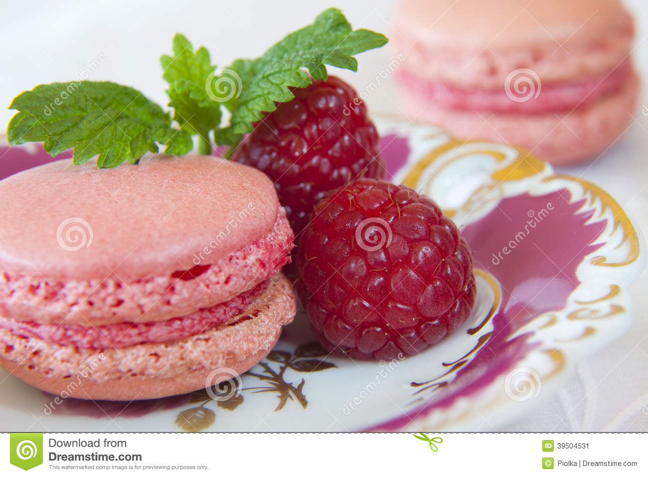 Macarons dolce