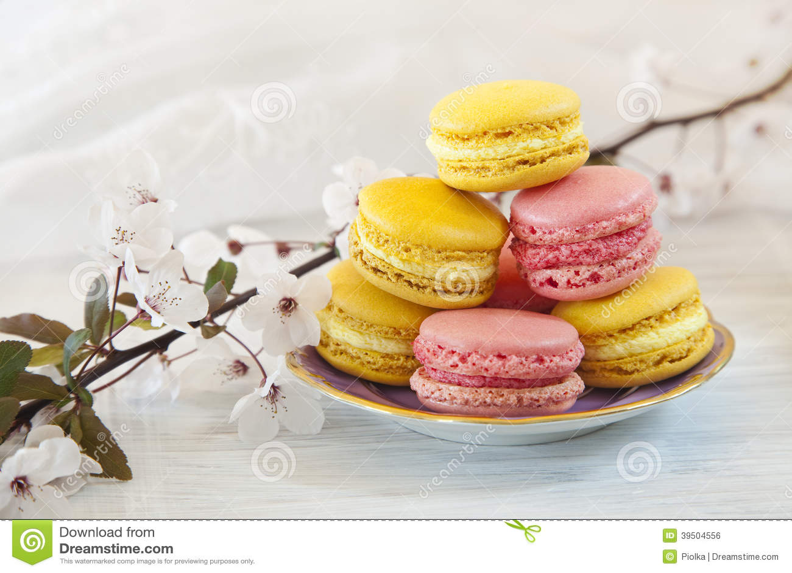 Macarons dulce