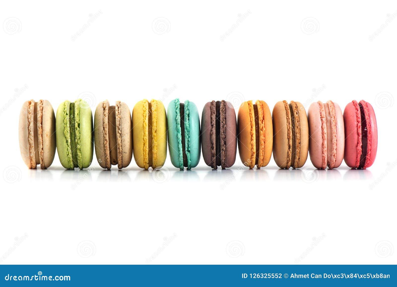 Macarons variopinto