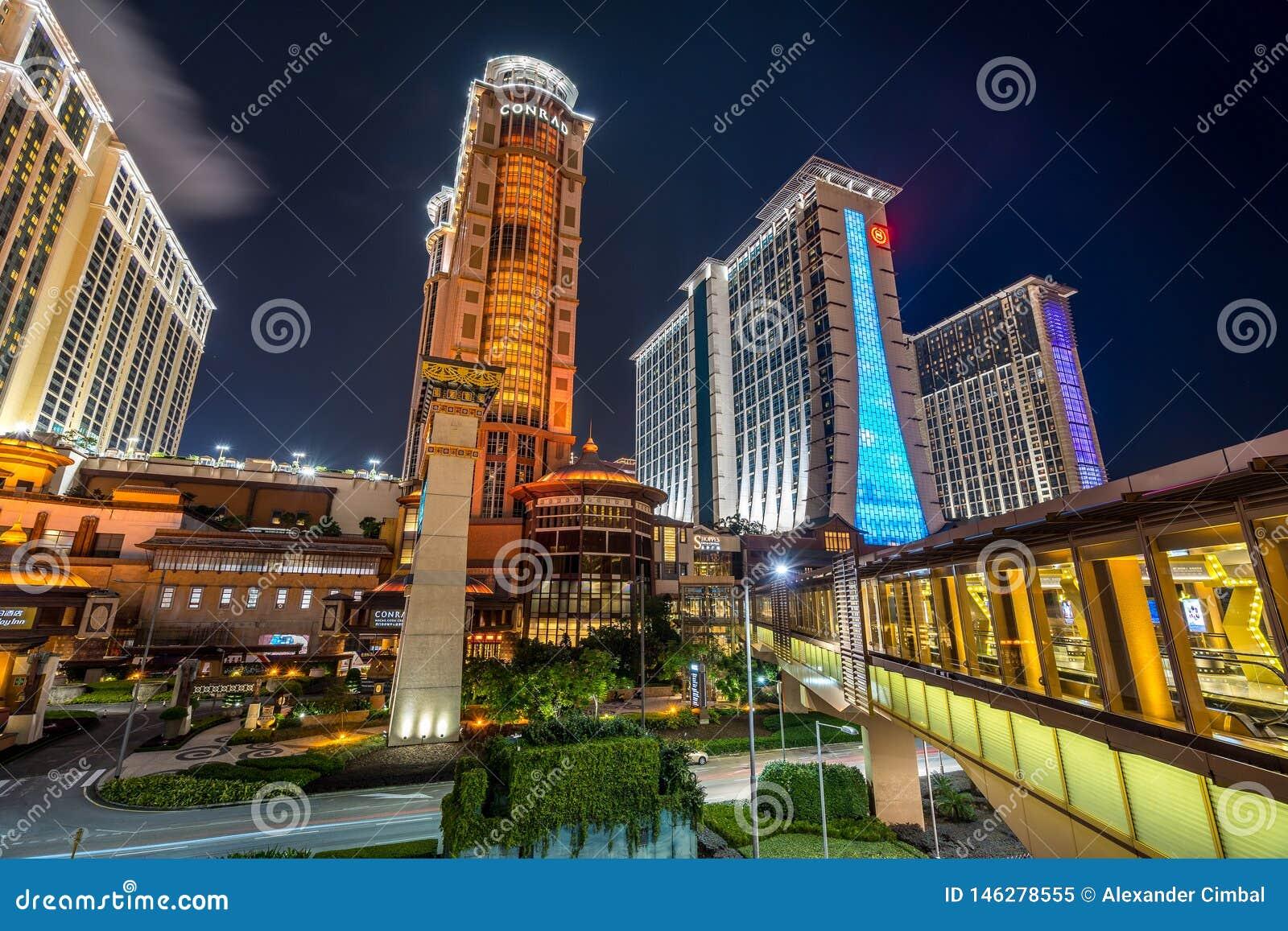 Macau China Casinos