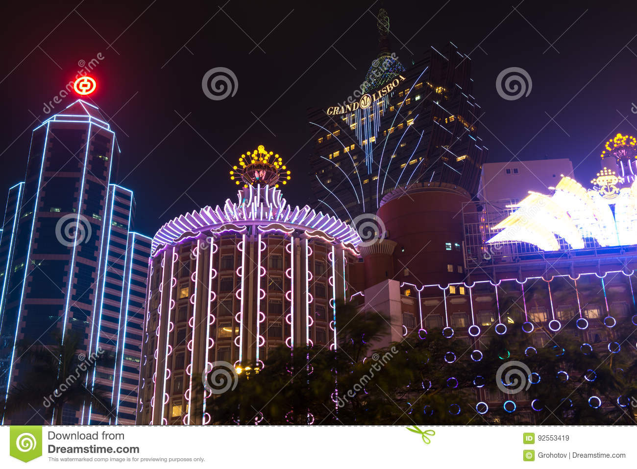 Gambling Capital Of Asia
