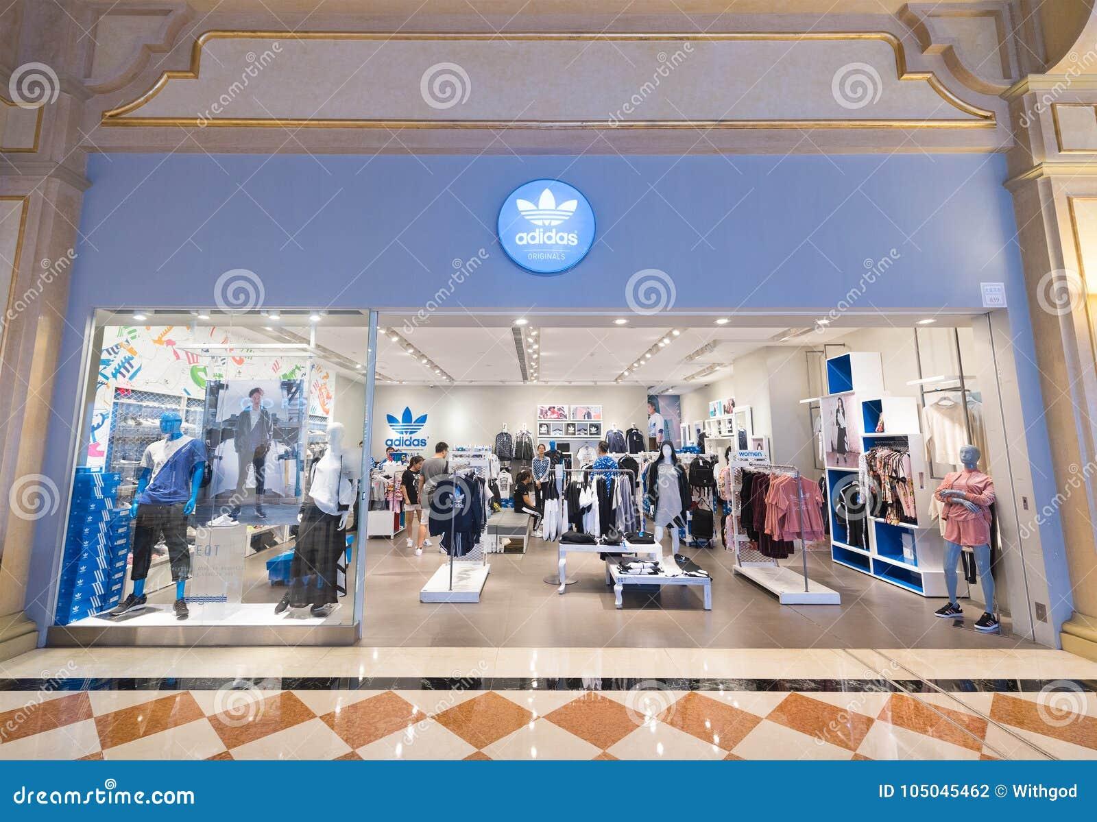 Casino Macao Resort Adidas al Negozio Hotel Macao di And Venetian SzVpqMU