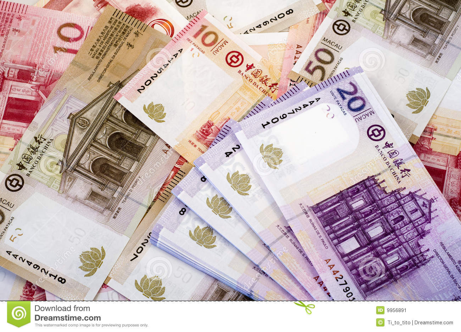 Macau Dollar