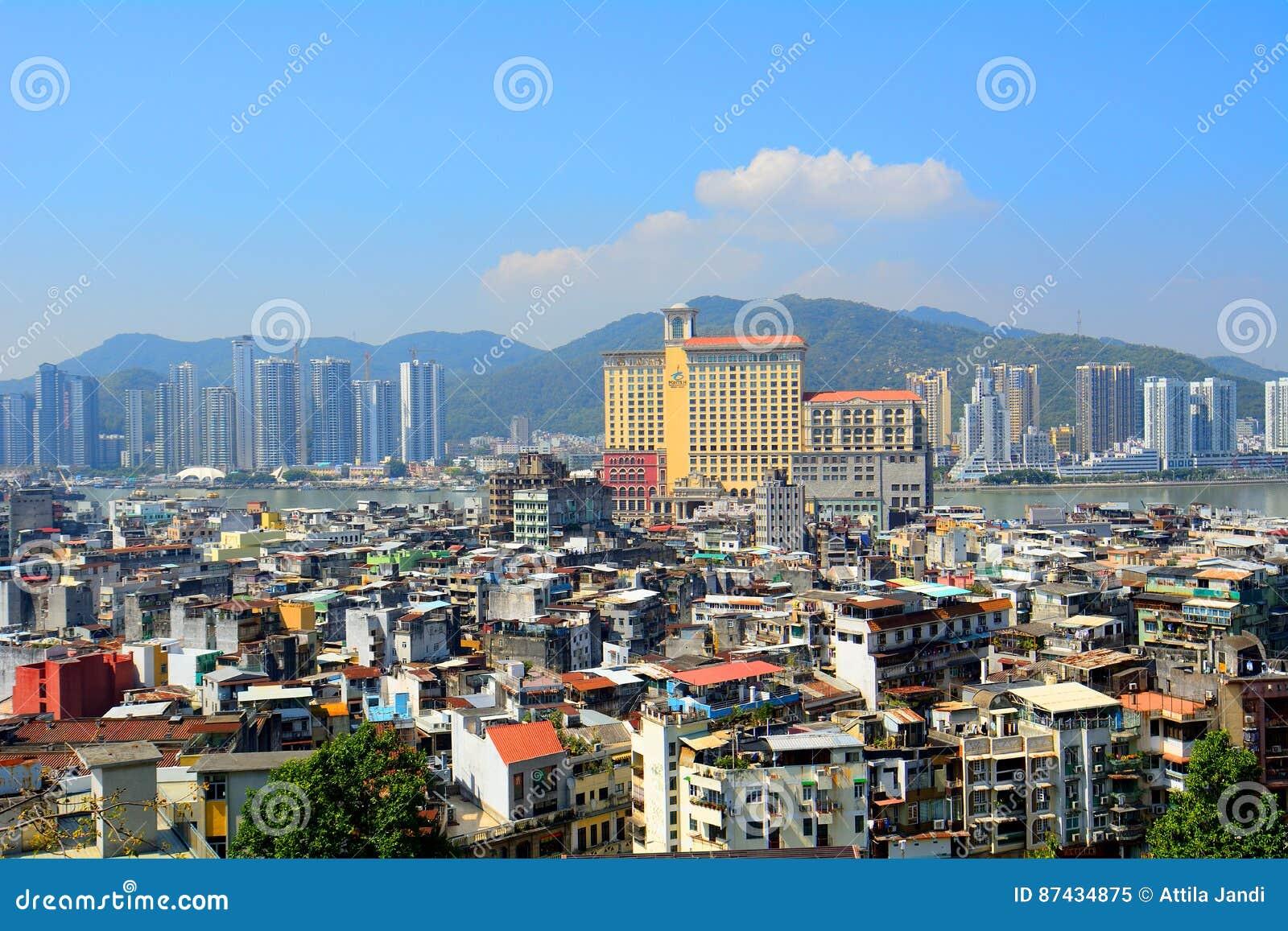 Macau e China