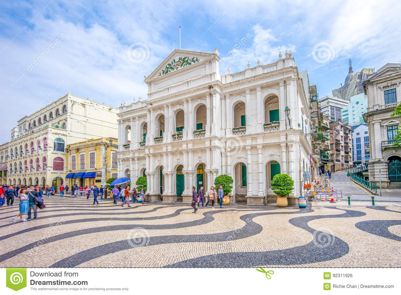 Macau Holy House of Mercy