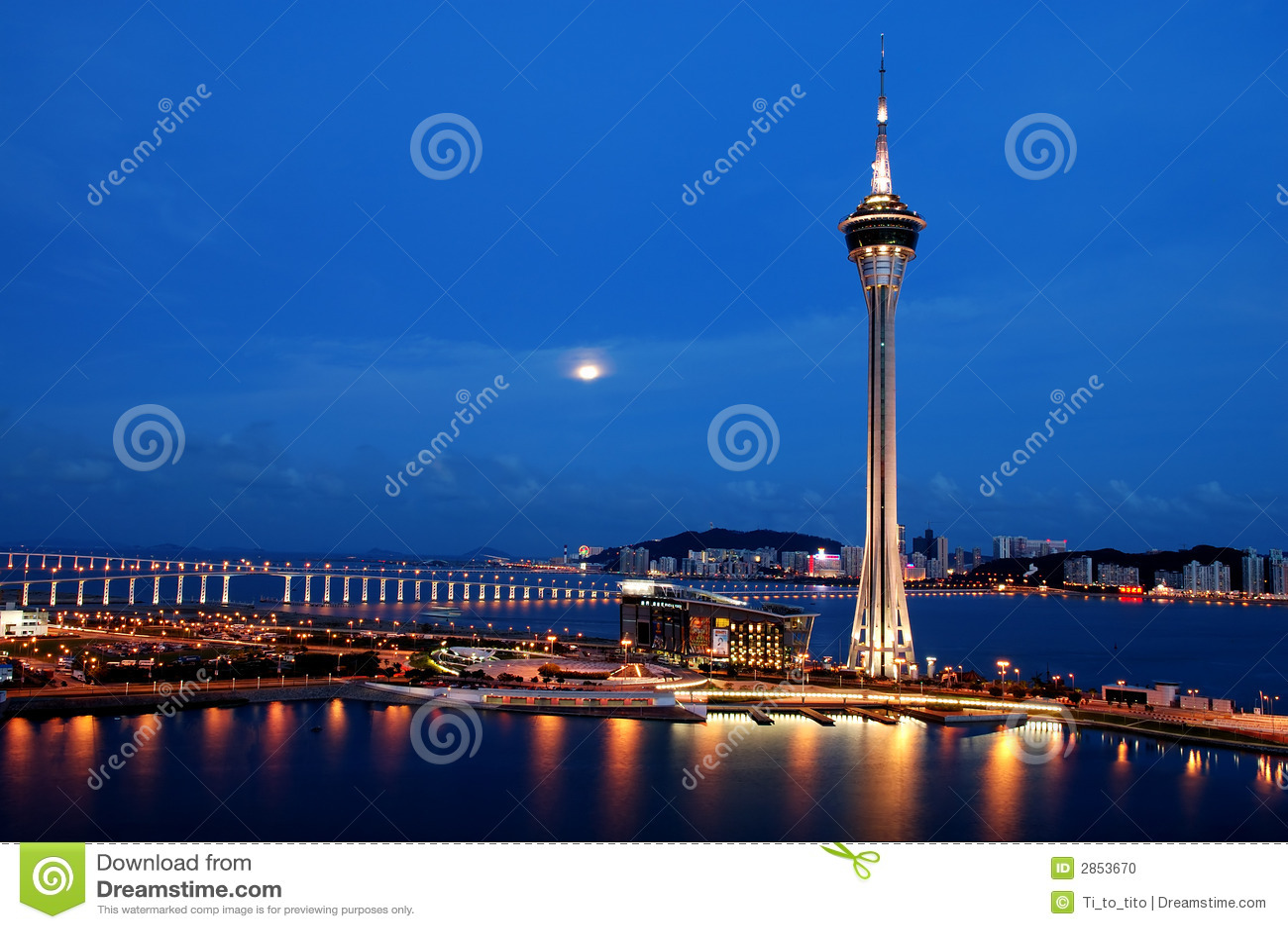 Macau-Nacht