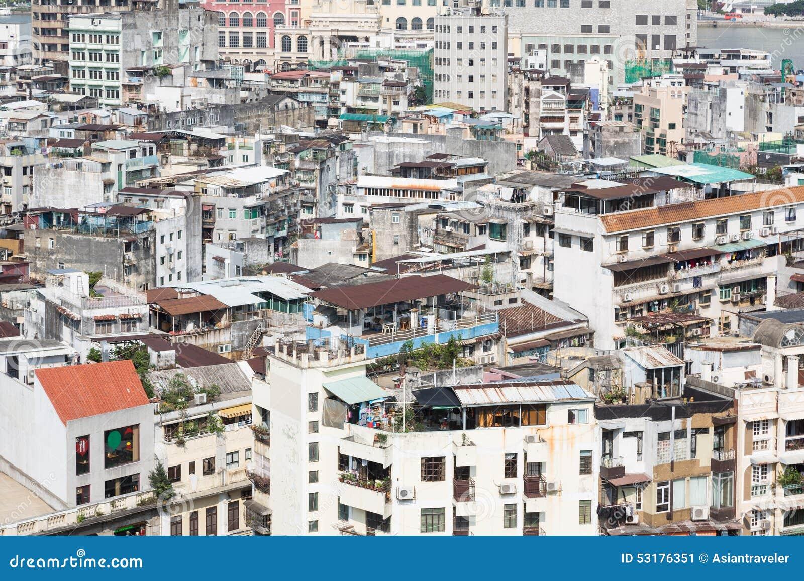 Macau residential high density