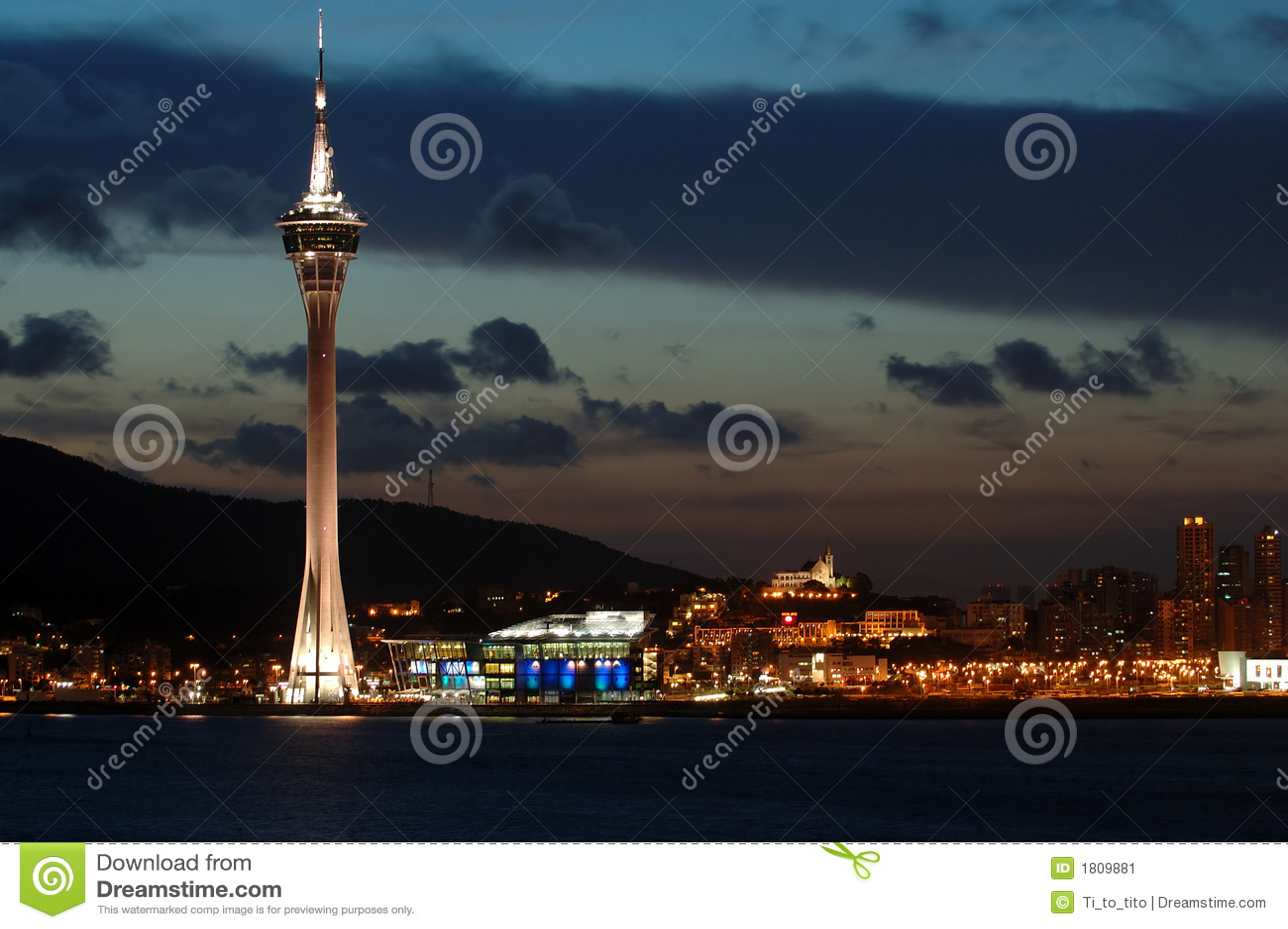 tours travels macau tower - photo #45