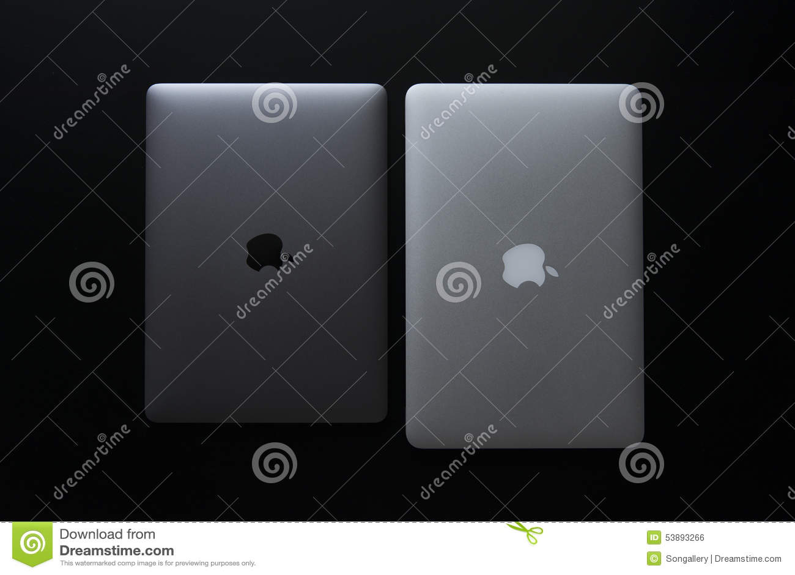 MacBook 2015 compara al aire de MacBook