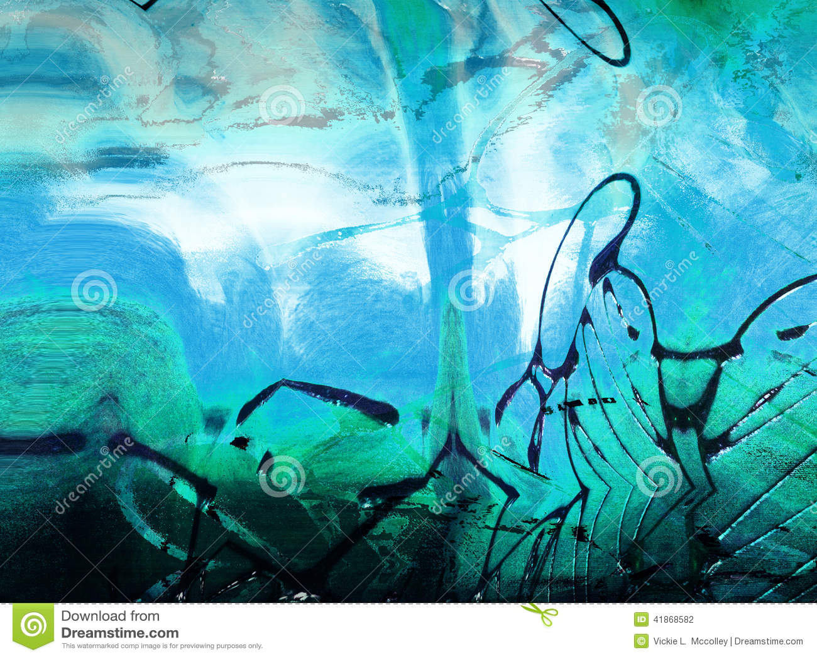 Macchia irritabile della pittura di lerciume
