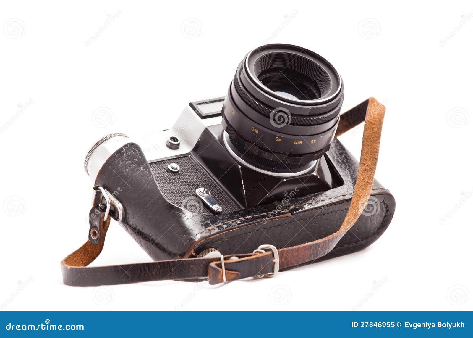 Macchina fotografica della foto dell annata
