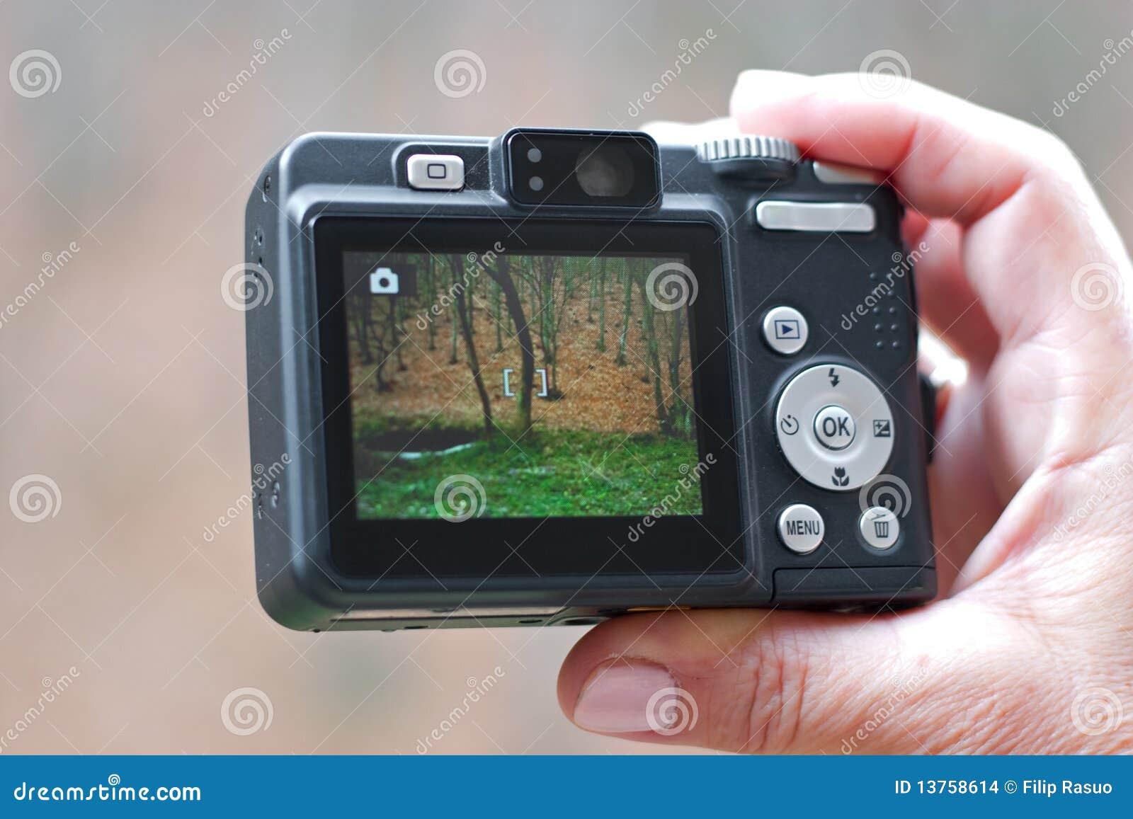 Macchina fotografica di Digitahi