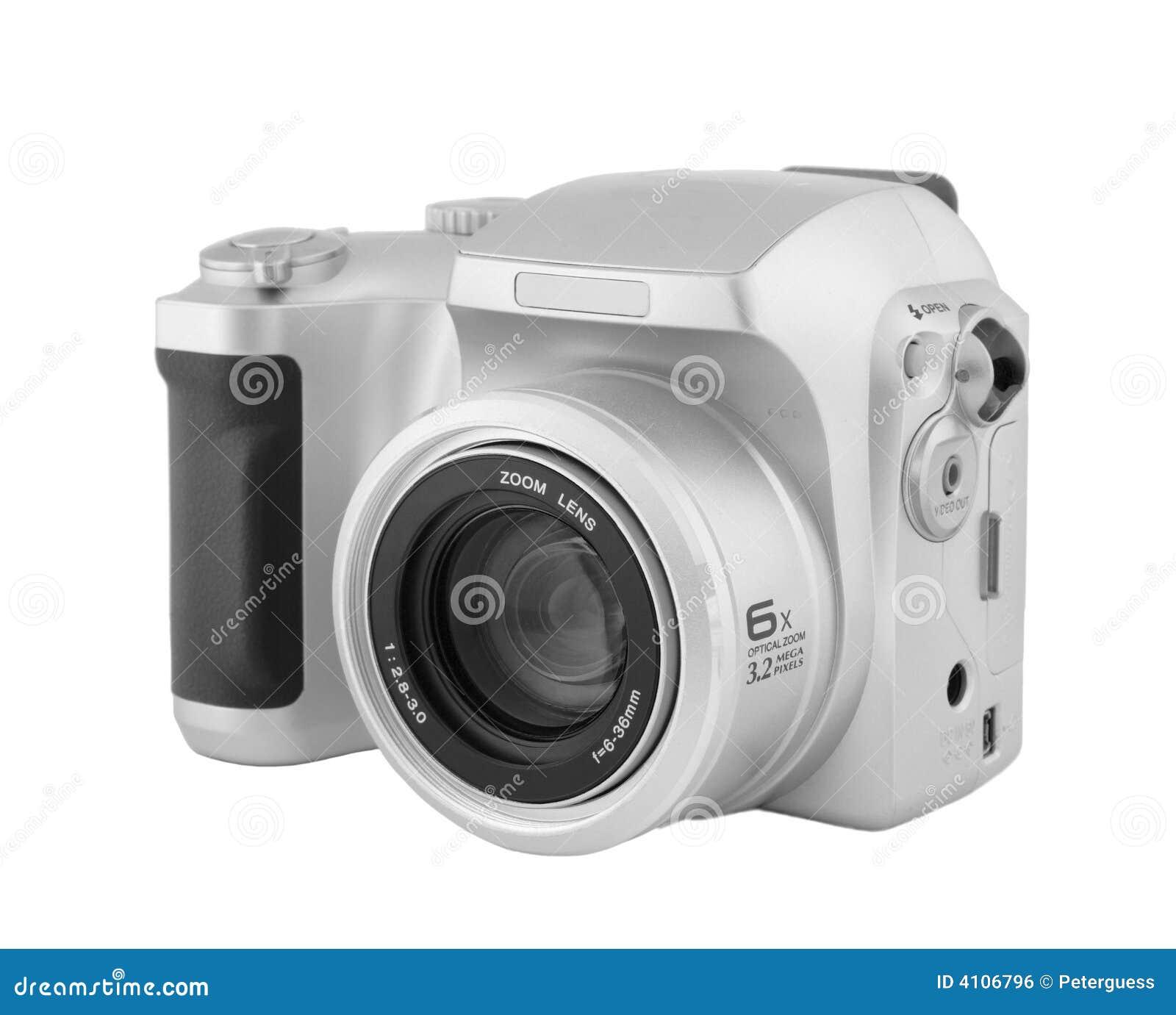 Macchina fotografica di digitahi compatta dello zoom for Macchina fotografica compatta
