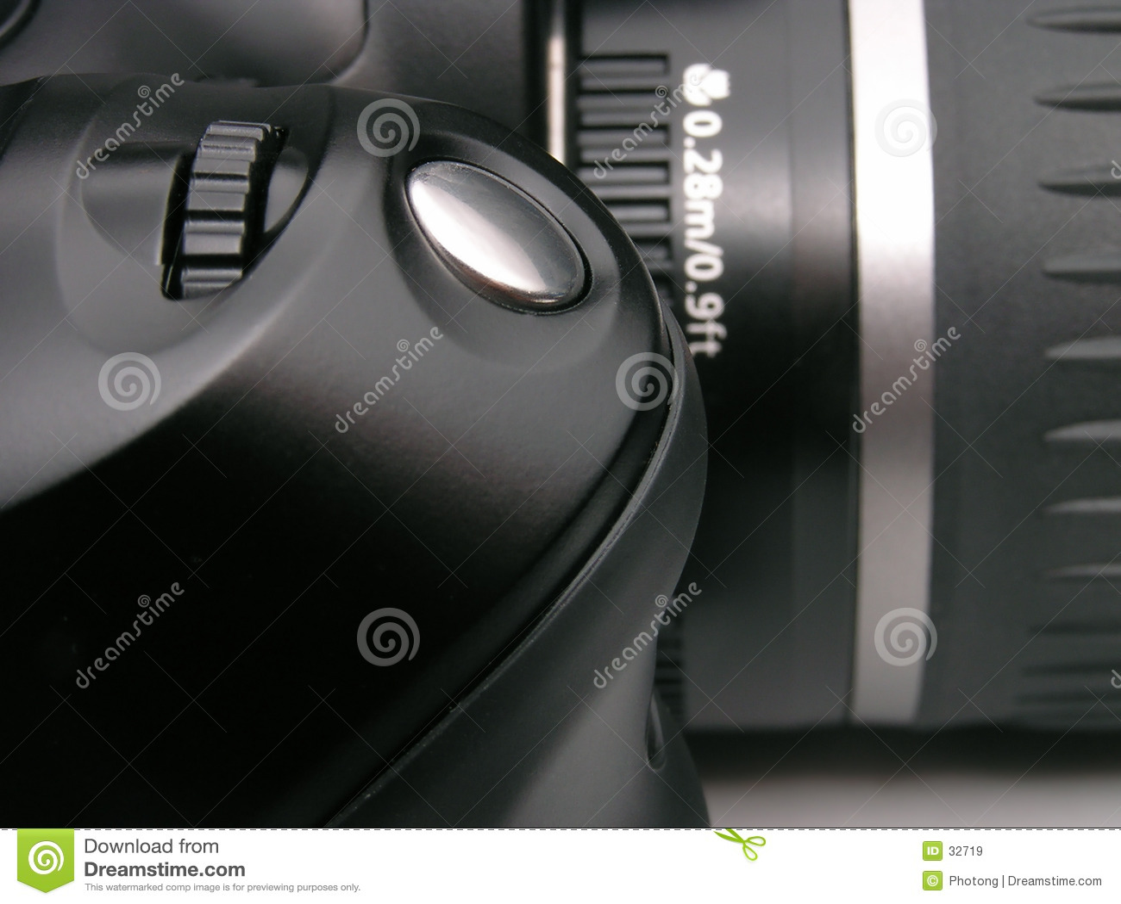 Macchina fotografica di DSLR