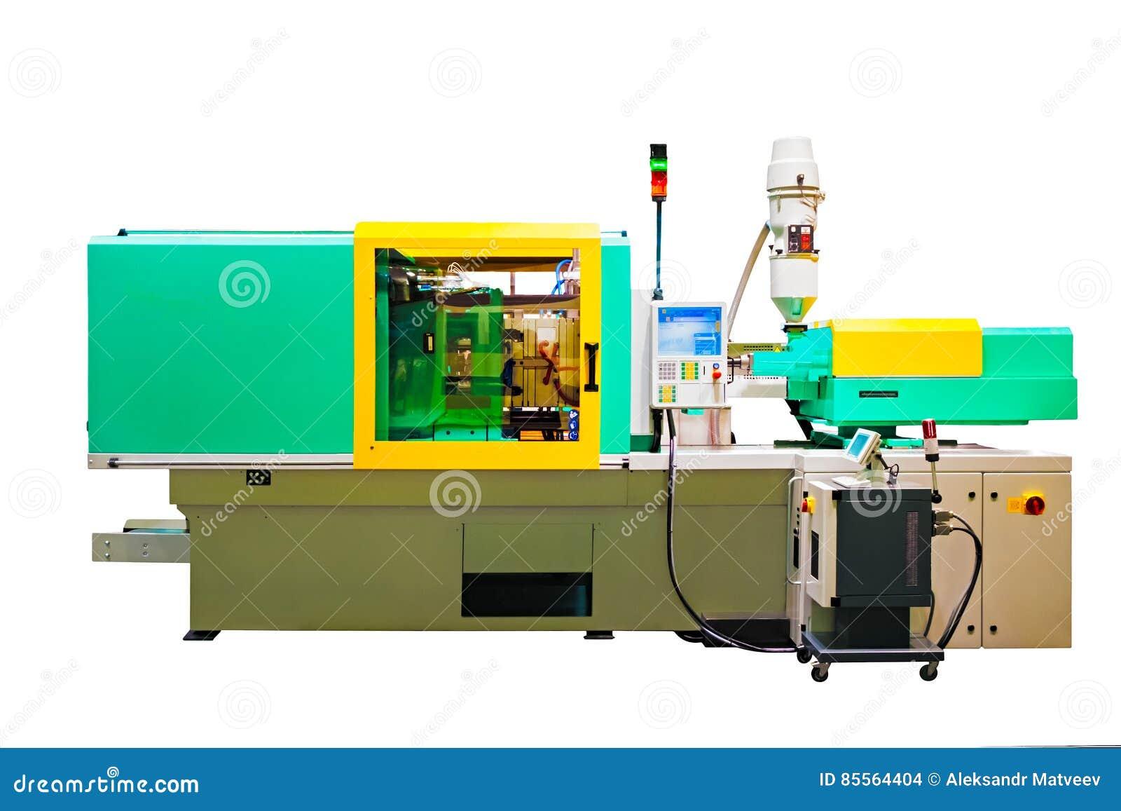 Macchina per la fabbricazione di prodotti dall estrusione di plastica