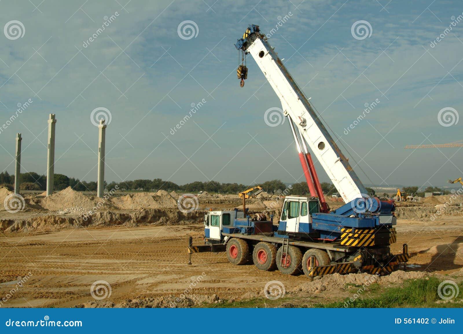 Macchine nella costruzione