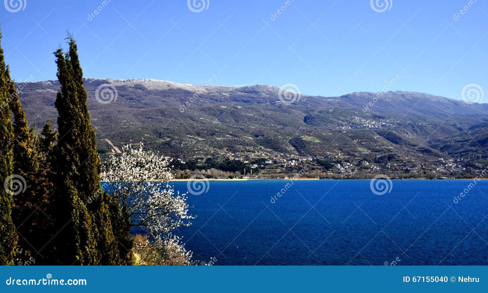 Macedonia jeziorny ohrid