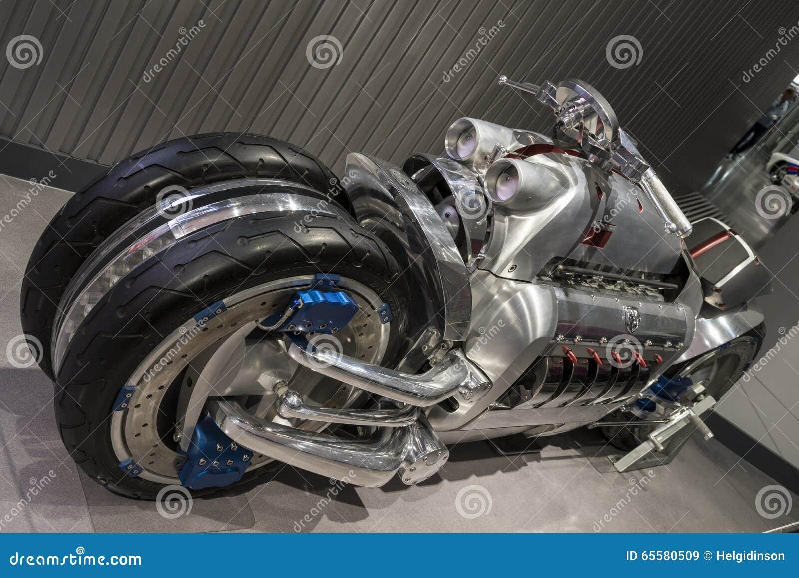 Machado de guerra de Dodge (motocicleta)