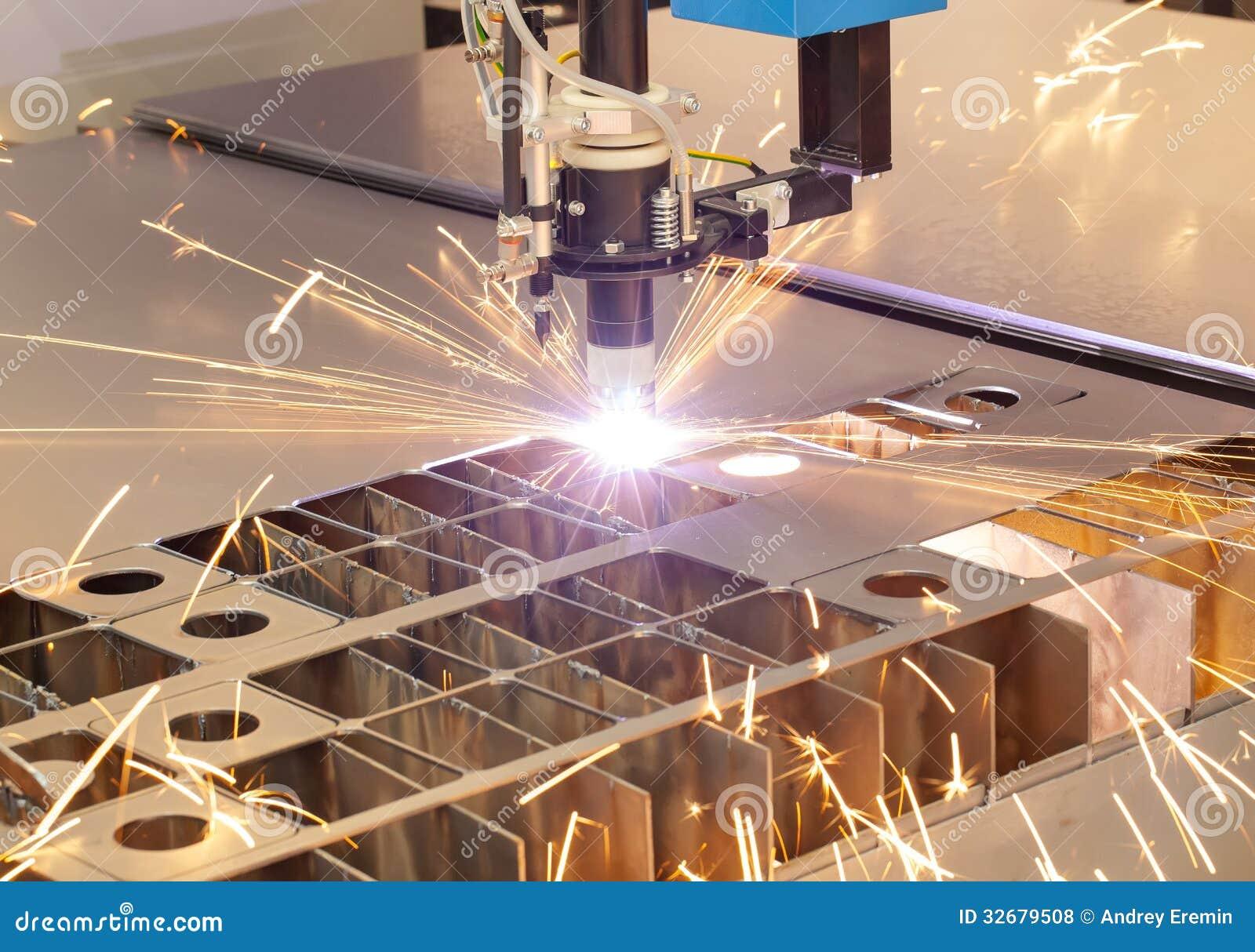 Machine d industrie de métal ouvré de coupe de plasma
