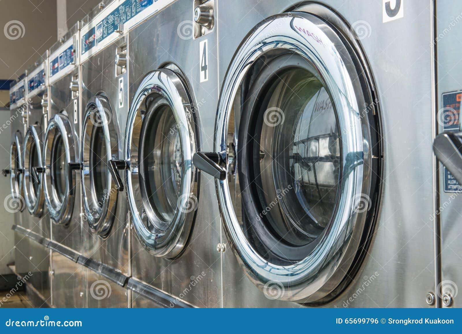 Machine de blanchisserie