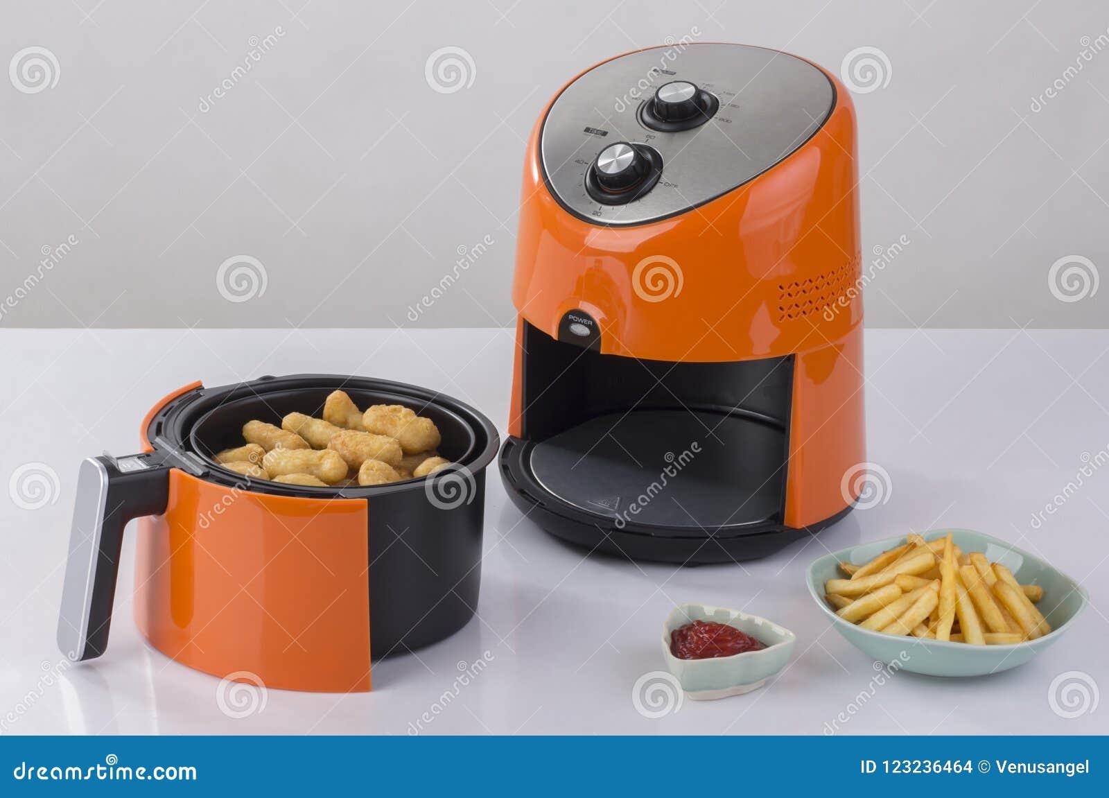 Machine de friteuse d air