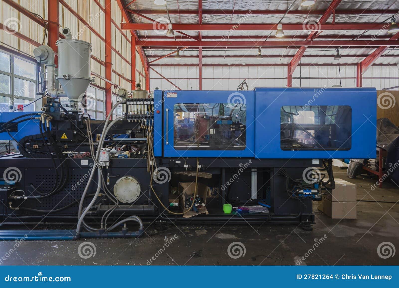 Machine en plastique d injection de moulage
