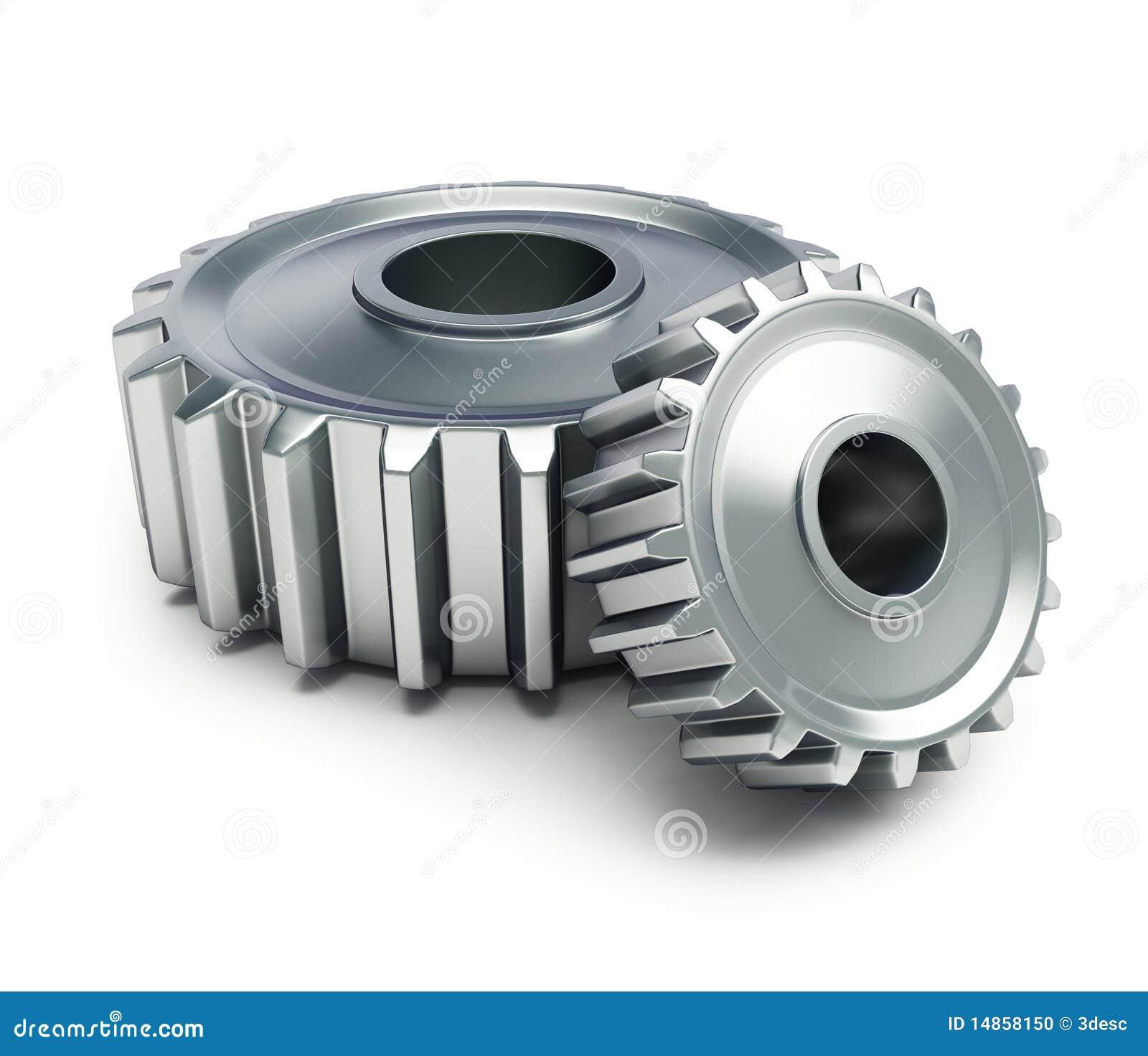 Machine Gear Stock Photo - Image: 14858150