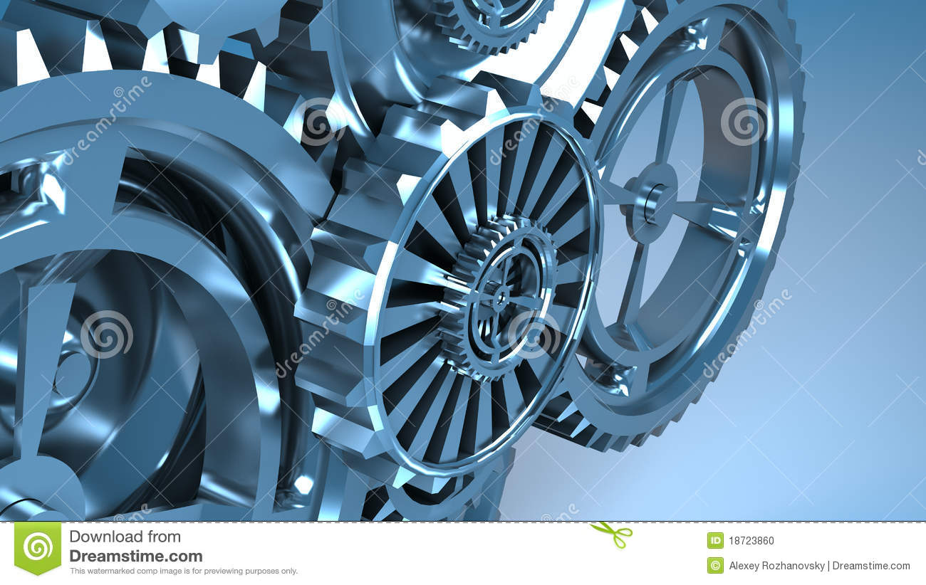 machine gear