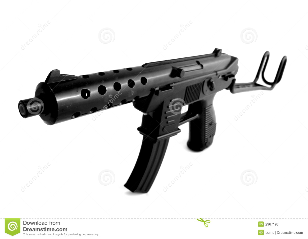 Machine Gun Stock Photos Image 2967193