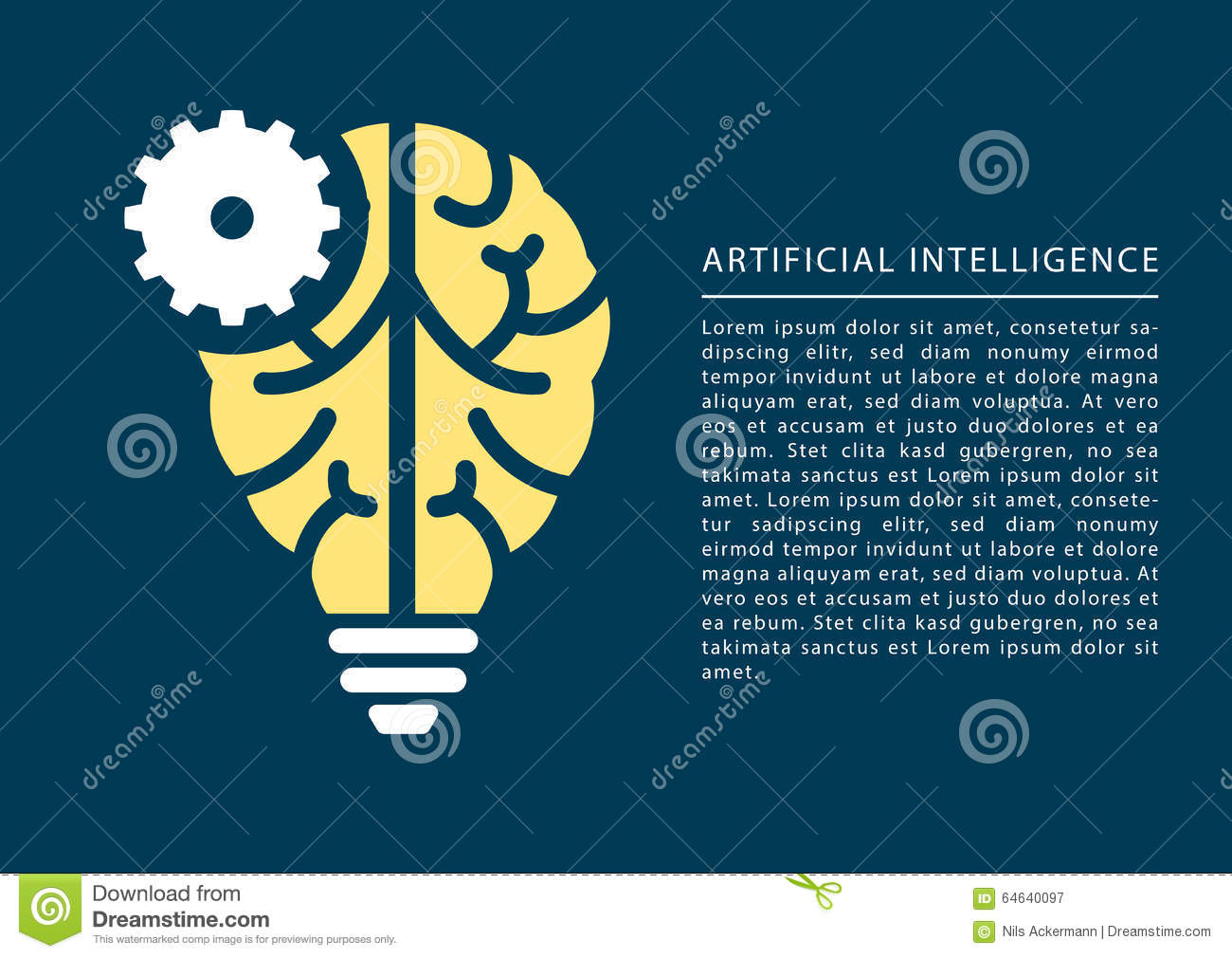 Machine learning and artificial intelligence concept with brain and machine learning and artificial intelligence concept with brain and light bulb icon toneelgroepblik Gallery