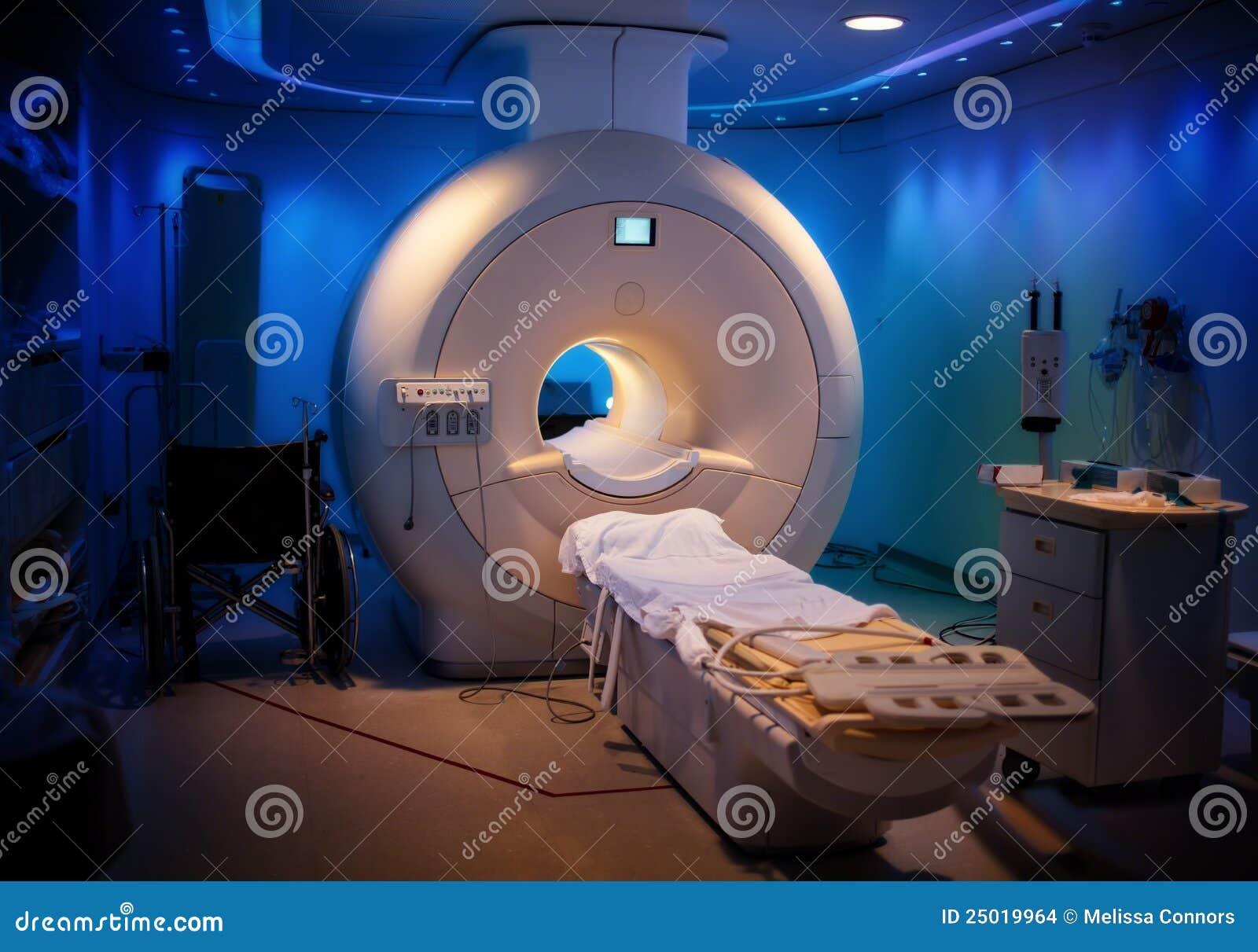 Machine MRI - het Ziekenhuis